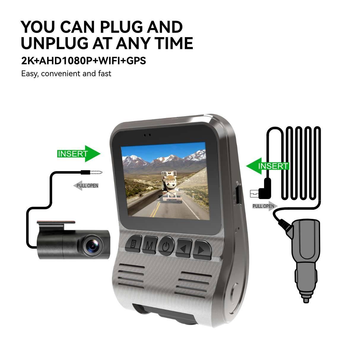 Car recorder with WIFI | Car Recorder |DASH CAM |CAR DVR Factory