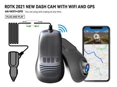 A200 4K UHD DASHCAM with GPS
