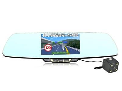 R10A后视镜行车记录仪带云电子狗以及导航和wifi