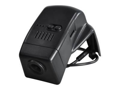 沃尔沃XC90隐藏式联咏96663芯片SONY星光夜视全高清镜头行车记录仪