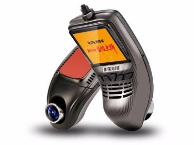 阿帝泰品牌A503带屏WiFi互联星光夜视缩时录影FHD1080P高清行车记录仪