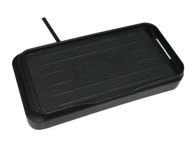 阿帝泰保时捷卡宴macan帕拉梅拉专车专用车载智能无线充电器快充